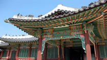 Korean Palace and Market Tour in Seoul Including Insadong and Gyeongbokgung Palace, Seoul