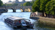 Seine River Cruise: Bateaux Parisiens Sightseeing Cruise, Paris, Day Cruises