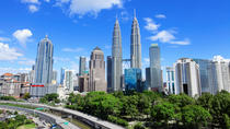 Private Kulala Lumpur Layover Tour: City Sightseeing with Airport or Hotel Drop-Off, Kuala Lumpur