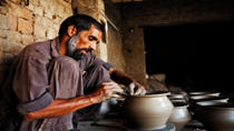 Traditional Clay Pottery Tour with Firefly Watching Cruise in Penang, Penang
