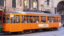 Milan Hop-On Hop-Off Tour by Vintage Tram with LeonardoCard, Milan