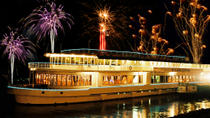 Budapest New Year's Eve Gala Dinner Cruise with Live Music and Dancing, Budapest, New Year's