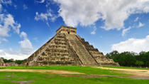 Cancun Combo: Chichen Itza Tour plus Isla Mujeres Dolphin Encounter or Catamaran Sail with ...