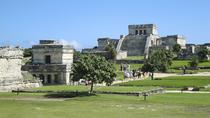 Tulum Ruins and Tankah Park Eco-Adventure Tour from Cozumel, Cozumel, Day Trips