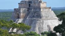 Uxmal and Kabah Day Trip from Merida, Merida, Overnight Tours