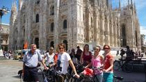 Excursion en vélo de Milan, Milan