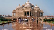 Private Tour: Akshardham Temple and Spiritual Sites of South Delhi Including ISKCON Temple, New ...