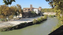 Rome Walking Tour of Tiber Island and Basilica di San Nicola in Carcere, Rome, Historical & ...