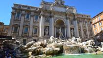 Spanish Steps and Trevi Fountain Underground Small-Group Tour, Rome, Segway Tours
