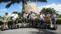 Fort James Segway Tour in St John's, Antigua and Barbuda, Segway Tours