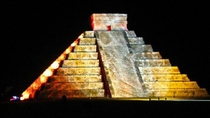Chichen Itza Night Show with VIP Seating from Merida, Merida, Theater, Shows & Musicals