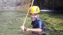 Huatulco Canyoneering Adventure on the Zimatán River, Huatulco, Climbing