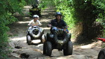 Huatulco Jungle ATV Tour, Huatulco, Ziplines