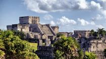 Private Tour: Early Access to Tulum with an Archaeologist and Xel-Há or Xcaret from Cancun, ...