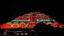 Teotihuacan Light and Sound Show with Optional Dinner and Tour, Mexico City