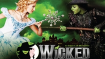 Wicked Mexico City Broadway Musical With Transportation, Mexico City
