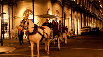 Private Haunted Carriage Tour in New Orleans, New Orleans, Night Tours