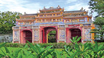 4-Day Hue to Hoi An Adventure Tour: Imperial Palace, River Cruise, Cooking Class and Bike Ride,...