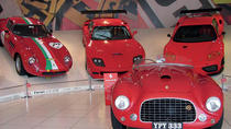 Ferrari Museum Tour with Lunch from Florence, Florence, Day Trips