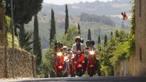 Full Day Tuscany Vespa Tour with Lunch, Florence, Vespa, Scooter & Moped Tours