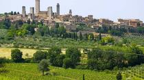 San Gimignano Chianti and Montalcino from Siena, Siena