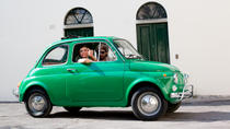 Self-Drive Vintage Fiat 500 Tour from Siena: Tuscan Hills and Winery Lunch, Siena, Full-day Tours