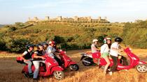 Siena Vespa Tour Including Lunch at a Chianti Winery, Siena