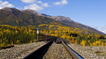 Talkeetna Rafting and Rail Tour from Anchorage, Anchorage