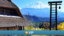 Viator VIP: Mt Fuji Private Tour Including Exclusive Visit with Monks at Sengen Shrine, Tokyo, ...