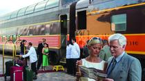 Luxury Overnight Train Journey: New Orleans to Chicago, New Orleans, Multi-day Rail Tours