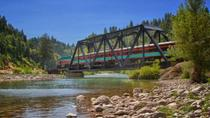 Mt Hood Railroad: Round-Trip Journey from Hood River to Mt Hood, Portland