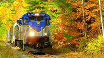 Saratoga and North Creek Fall Foliage Scenic Train Ride, Saratoga Springs, Rail Tours