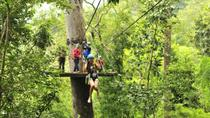 Private Tour: Cycling and Zipline Adventure from Chiang Mai, Chiang Mai