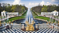 Private Tour: Peterhof Palace in St Petersburg, St Petersburg