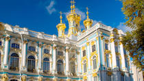 Private Tour: Pushkin Day Trip from St Petersburg Including Catherine Palace, St Petersburg