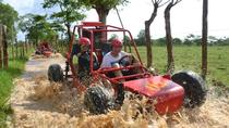 Buggies, Catamaran and Natural Pool Day Trip, Punta Cana, 4WD, ATV & Off-Road Tours