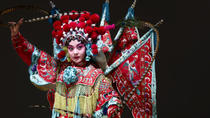 Experience Beijing Opera: Private Makeup Session and Show at TaipeiEYE, Taipei