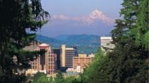 Portland Trolley Tour, Falls and Gorge, and Willamette Valley Combination Package, Portland, Bus &...