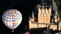 Hot-Air Balloon Ride over Toledo or Segovia with Optional Transport from Madrid, Madrid