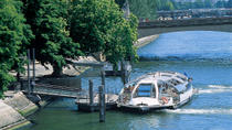 Hop-on-Hop-off-Besichtigungs-Bootsfahrt auf der Seine in Paris, Paris, Hop-on Hop-off Tours