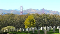 Caminata urbana de San Francisco: Presidio, San Francisco, Hiking & Camping