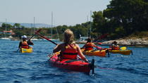 Kayaking Tour from Split: Marjan Peninsula, Ciovo or Hvar Islands, Split, Wine Tasting & Winery ...