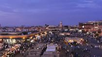 Experience Marrakech: Food and Market Tour of Djemaa El Fna Including Traditional Dinner, Marrakech