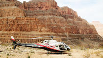 Grand Canyon Helicopter Tour with West Rim Picnic, Las Vegas, Helicopter Tours