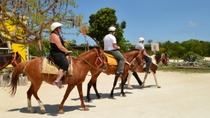 Cozumel Horseback Ride and Beach Getaway, Cozumel