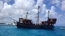 Cozumel Snorkeling and Pirate Ship Cruise, Cozumel, Day Cruises
