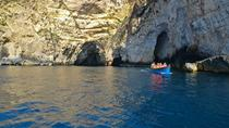 Malta Sightseeing Tour: Blue Grotto, Marsaxlokk and Ghar Dalam, Valletta,