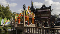 Ancient and Modern Tour of Shanghai: The Bund, Shanghai Urban Planning Exhibition Hall and Huangpu...