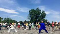 Full Day Culture Tour Tai Chi Class at Temple of Heaven Forbidden City Tiananmen Square, Beijing