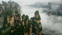 Private 2-Day Zhangjiajie Tour of Tianmen and Tianzi Mountain from Beijing, Beijing, Private Tours